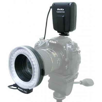 Meike Macro Ring Flash Speedlight Video Light FC-100 FC100