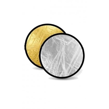 2 in 1 Collapsible Reflector 110cm