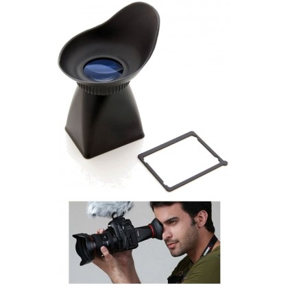 LCD ViewFinder View Finder Extender LCDVF