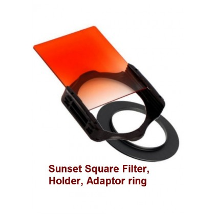 Sunset Square Filter Set for Cokin P Series