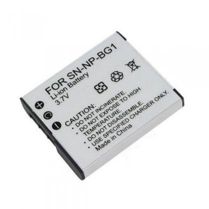 NP-BG1 Rechargeable Li-Ion Battery NPBG1 for Sony DSC W100 W120 W130 W150 W170 W200 W210 W215 W220 W230 W270 W290 W300 WX1 WX10 HDR GW77
