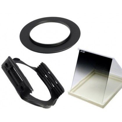 Gradual Grey Square Filter Set
