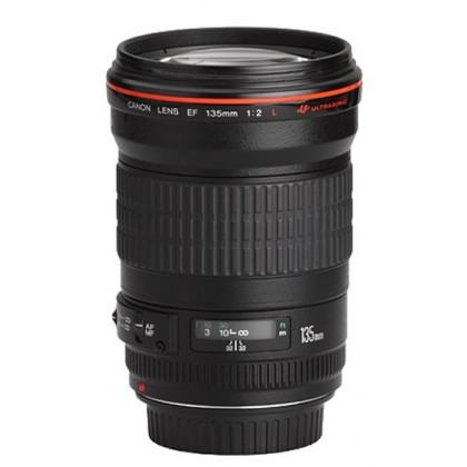 Canon EF 135mm F2.0 L USM Lens (Import)