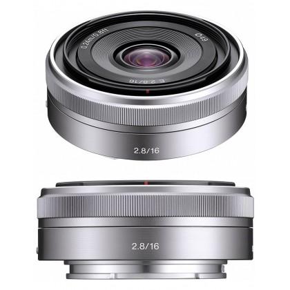 Sony 16mm F2.8 E Mount Lens SEL16F28 (Sony MSIA)