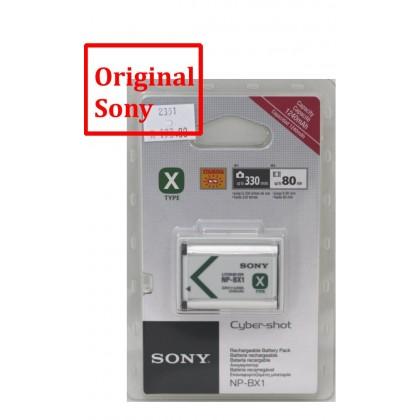 (Raya Offer) Sony Original NP-BX1 NPBX1 Battery for Sony RX100 Mark I II III IV V VA VI MK 2 3 4 5 5A 6