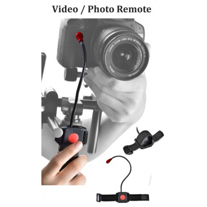 Infrared (IR) Video Remote Controller