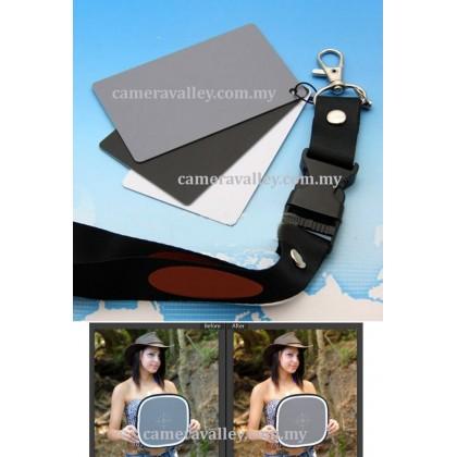 Premium Digital Grey Card