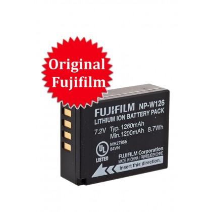 (Raya Offer) Fujifilm Original NP-W126s Battery for XT3 XT2 XT1 XH1 HS35 HS50 XA3 XA5 XM1 XPRO1 XPRO2 XT10 XT20 XT30 XE1 XE2 XE3