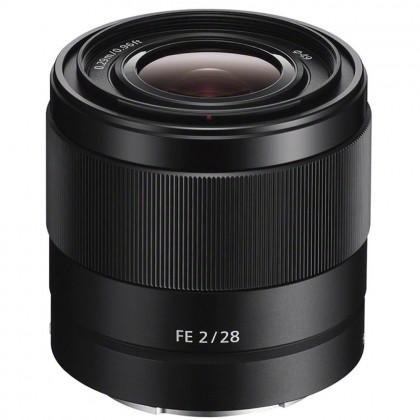 Sony 28mm f/2 FE Mount Lens SEL28F20 (Sony MSIA)
