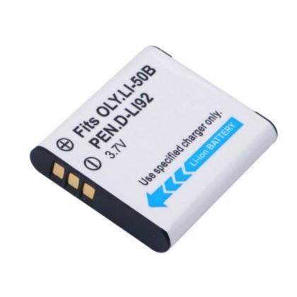 LI-50B Rechargeable Li-Ion Battery LI50B for Olympus SZ10 SZ11 SZ12 SZ14 SZ15 SZ16 SZ17 SZ20 SZ30MR SZ31MR VG170 VG190 XZ1 XZ10 Tough 6000 6020 8000 8010