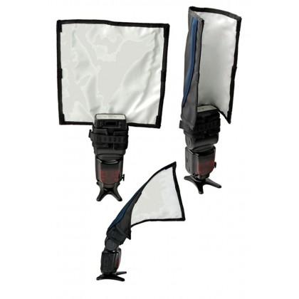 Speedlight Flash Bender Reflector