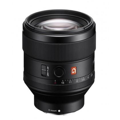 Sony 85mm f/1.4 FE GM Lens SEL85F14GM (Sony MSIA)