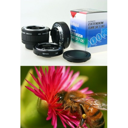 (Clearance) Kenko Auto Focus Macro Extension Tube for Sony Alpha A-Mount
