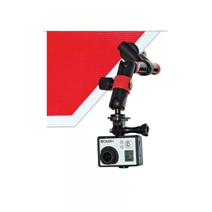Joby Action Clamp & Locking Arm for GoPro Action Camera