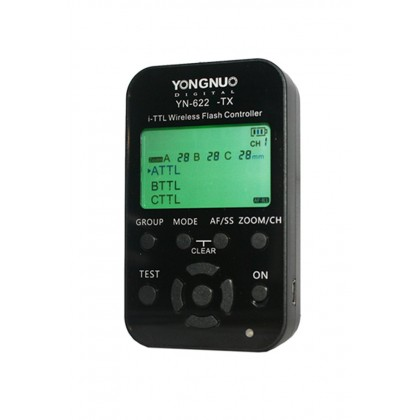 YN622-TX E-TTL LCD Speedlite Flash Trigger