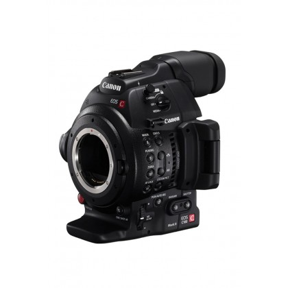 Canon Cinema EOS C100 MK II Body (Import) - Call for latest offer
