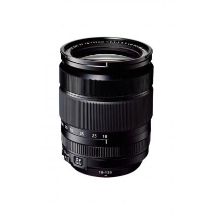 Fujifilm XF 18-135mm F3.5-5.6 R LM OIS WR Lens (Fuji MSIA) - Limited Offer