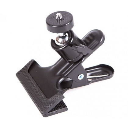 Super Clamp with Ball Head