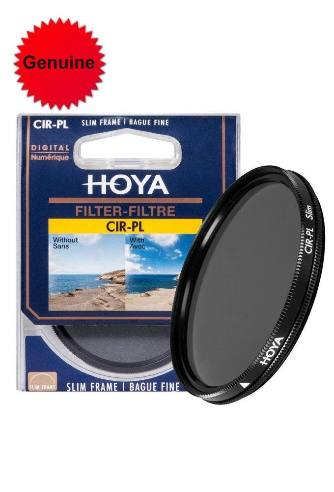 992eb91e04a6 Hoya Slim Circular Polarizer CPL Filter 55mm