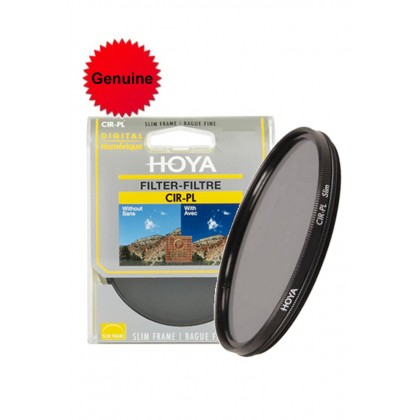 Hoya Slim Circular Polarizer CPL Filter 77mm