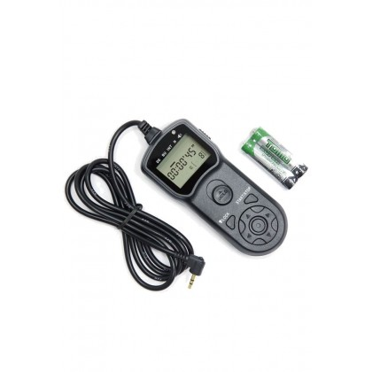 RMUC1 Timer Remote Shutter Cable for Olympus RM-UC1 OMD EM5 EM10 EM1 EPL9 EPL8 EPL7 EPL6 EPL5 EPL3 EP5 EP3 EP2 EP1 EPM1 SH1 EM5 MK II PENF