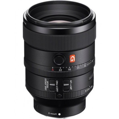 Sony 100mm f/2.8 FE STF GM OSS Lens (Sony MSIA)