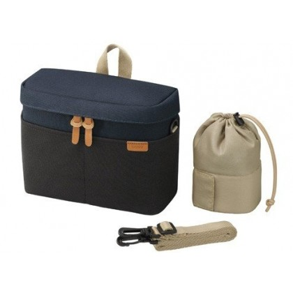 Sony Soft Carrying Case Bag for Camera LCS-BBK LCSBBK