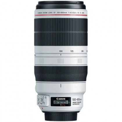 Canon EF 100-400mm f/4.5-5.6L IS II USM Lens (Import)