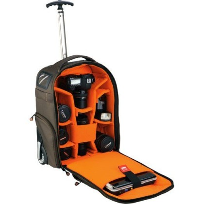 (Mid Year Sale) Nest Athena A90 Rolling Backpack Trolley Bag