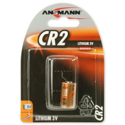 Ansmann CR2 3V Alkaline Lithium Battery