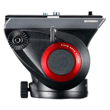 (Offer) Manfrotto Fluid Video Head MVH500AH Tripod Ball Head