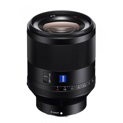 Sony FE 50mm f/1.4 ZA Planar T* SEL50F14Z Lens (Sony MSIA)