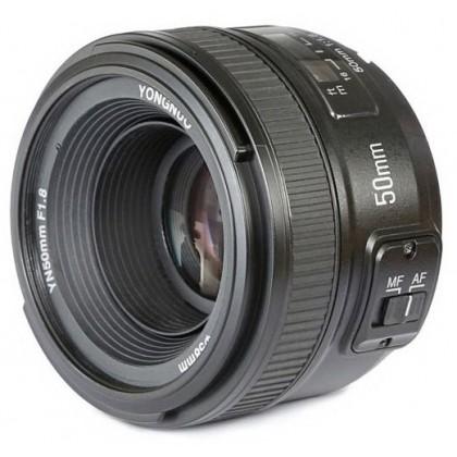 Yongnuo YN 50mm F1.8 Lens for Nikon