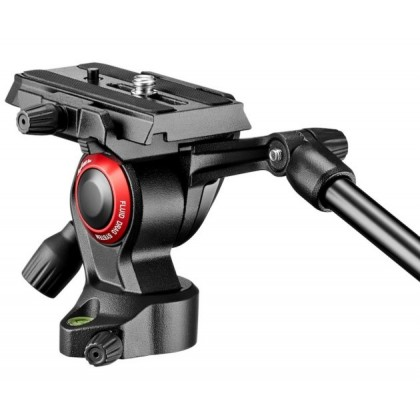 (Offer) Manfrotto Befree Live Compact Fluid Video Head MVH400AH