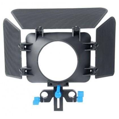 Matte Box for DSLR Camera Video Rig Cage
