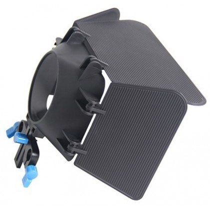 Matte Box for DSLR Camera Video Rig Cage