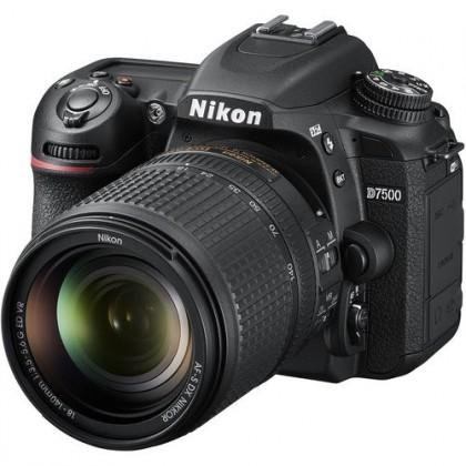 Nikon D7500 18-140mm Lens + 32GB+Bag (Import)