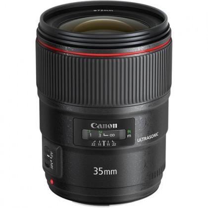 Canon EF 35mm f/1.4L II USM Lens (MSIA)