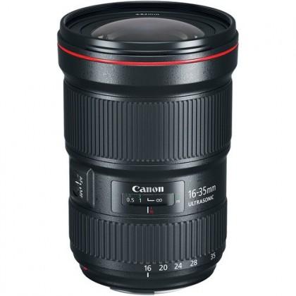 Canon EF 16-35mm f/2.8L III USM Lens (MSIA)