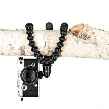 (Offer) Joby GorillaPod 1K Flexible Tripod with Ball Head Kit