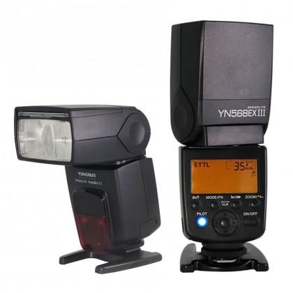 Yongnuo YN568 MarK MK3 III Wireless TTL Speedlite Flash Light for Nikon