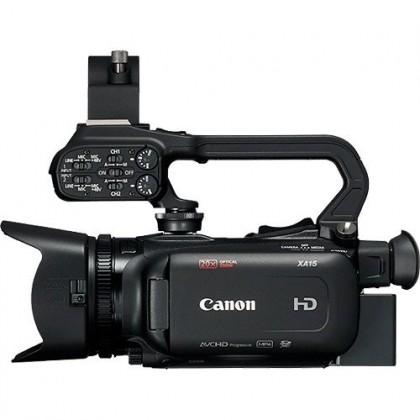 Canon XA15 Compact Camcorder with SDI HDMI Composite Output (2yr Canon MSIA wrty) - Ready Stock