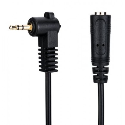 2.5mm Male to 3.5mm Female Microphone Adapter Cable 2535 for Fujifilm XA5 XE3 XT1 XPRO2 X100T X100F XE2 XE2S GX8