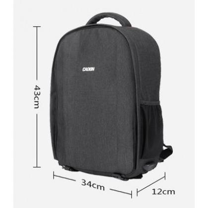 Water Resistant Digital DSLR Camera Backpack Bag D10