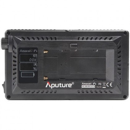Aputure Amaran AL-F7 On-Camera Variable Color LED Light ALF7