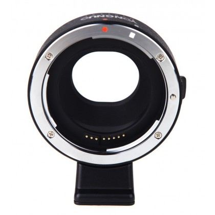 Yongnuo Auto Focus Mount Adapter EF-EOS M for Canon EF Lens to Canon EOS M Mount Camera