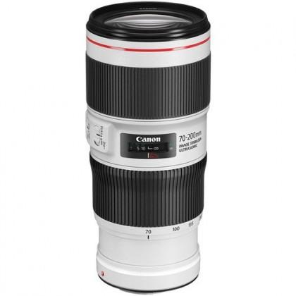 Canon EF 70-200mm f/4L IS II USM Lens (Import)