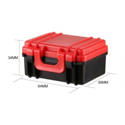 Battery Case Box Memory Card Box Holder (1 Battery + 2 SD Card) D800