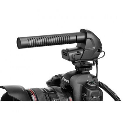 Boya BY-BM3030 On-Camera Shortgun Video Microphone