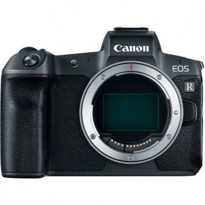 Canon EOS R Body Free Mount Adapter + 64GB Ext Pro (Import)